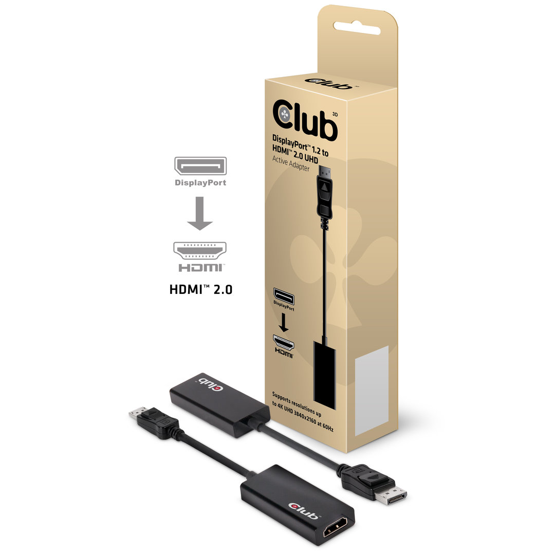 Club3D adapter